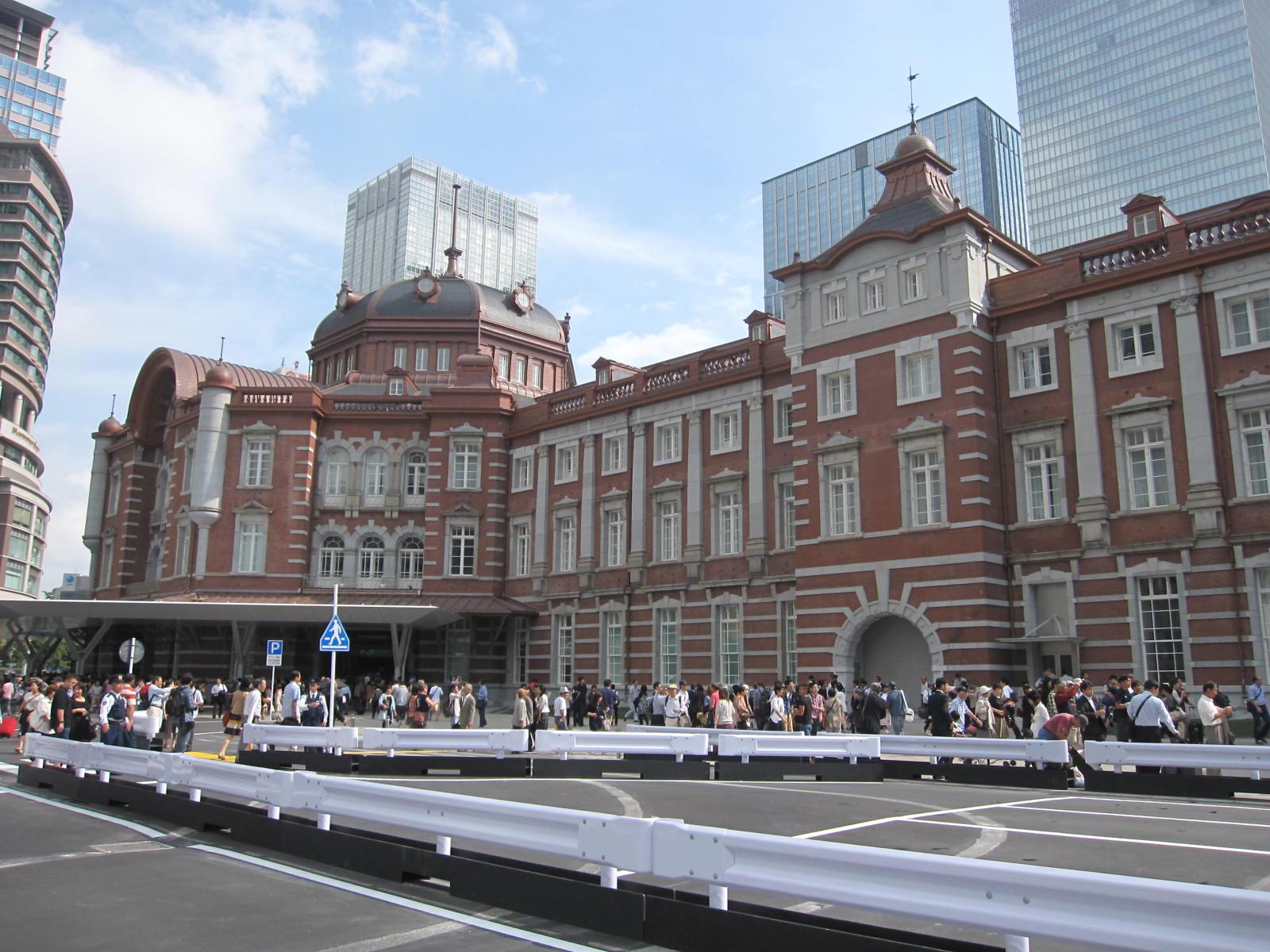 新装東京駅丸の内